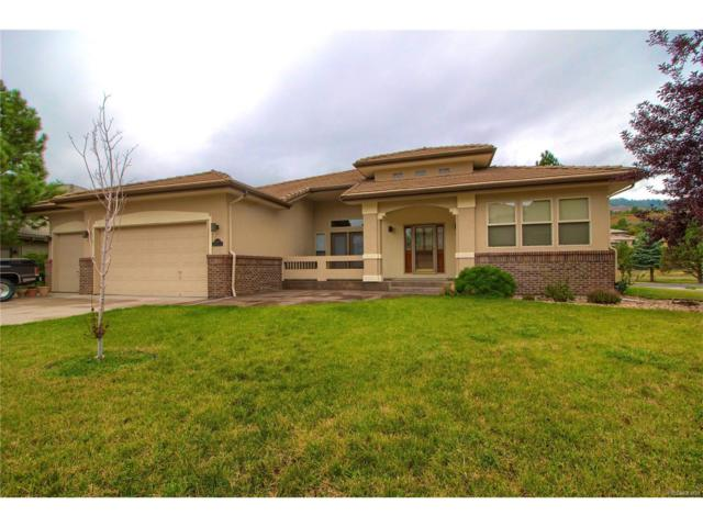 6449 Spotted Fawn Run, Littleton, CO 80125 (#8847259) :: The Sold By Simmons Team