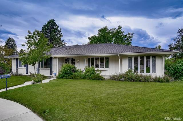 3799 S Willow Street, Denver, CO 80237 (#8847358) :: Bring Home Denver with Keller Williams Downtown Realty LLC