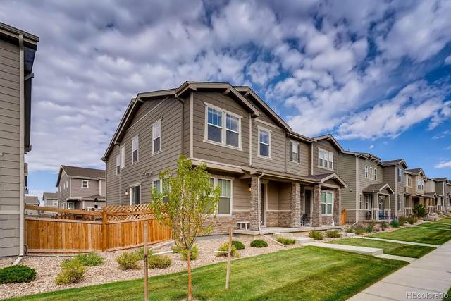 4378 S Nepal Court, Centennial, CO 80015 (#8847418) :: Own-Sweethome Team