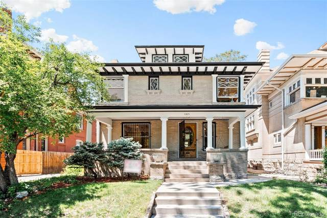 1571 Race Street, Denver, CO 80206 (MLS #8847481) :: 8z Real Estate