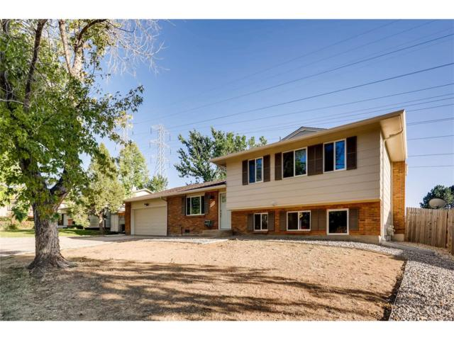 16810 E Bails Place, Aurora, CO 80017 (#8847486) :: The Sold By Simmons Team