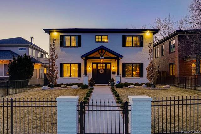 2465 S Madison Street, Denver, CO 80210 (#8847506) :: The Griffith Home Team