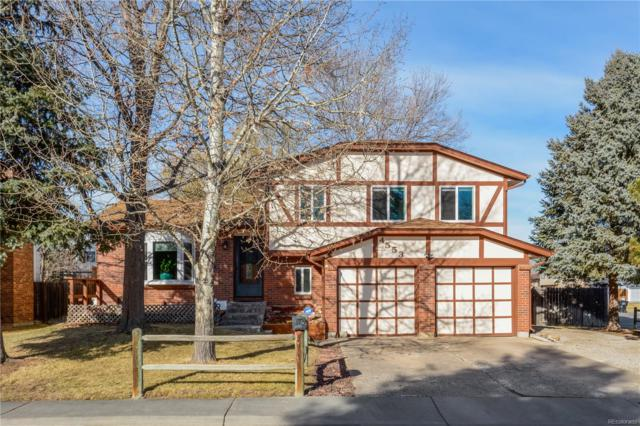 4553 S Field Street, Littleton, CO 80123 (#8847737) :: The Pete Cook Home Group