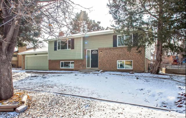 364 S Nile Street, Aurora, CO 80012 (#8847900) :: The City and Mountains Group