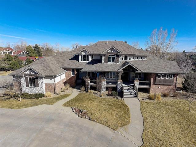 16118 W 51st Lane, Golden, CO 80403 (#8848654) :: Colorado Home Finder Realty