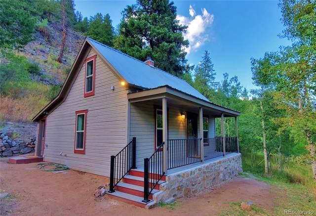6184 Colorado 103, Idaho Springs, CO 80452 (#8849285) :: The Margolis Team