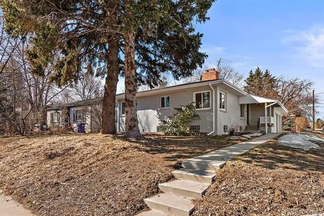 1285 Kearney Street, Denver, CO 80220 (#8849571) :: Wisdom Real Estate