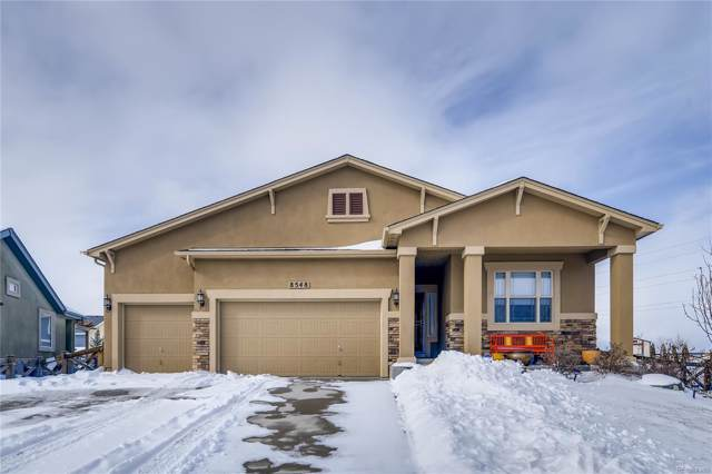 8548 Moorland Lane, Colorado Springs, CO 80927 (#8849581) :: The DeGrood Team