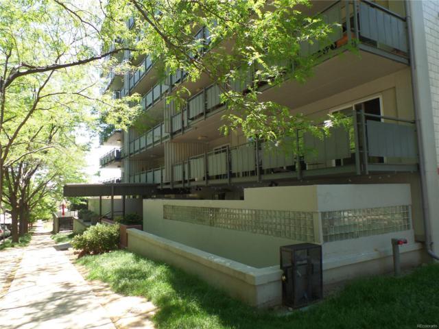 669 Washington Street #406, Denver, CO 80203 (#8849595) :: The City and Mountains Group