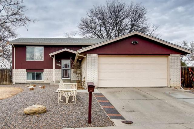 13397 W 67th Drive, Arvada, CO 80004 (#8849945) :: The Healey Group