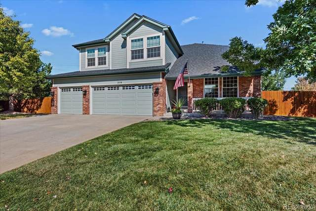 5104 S Biscay Court, Centennial, CO 80015 (#8850758) :: The DeGrood Team