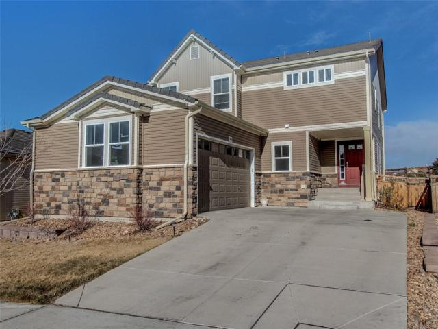 3409 Starry Night Loop, Castle Rock, CO 80109 (#8850849) :: Colorado Team Real Estate