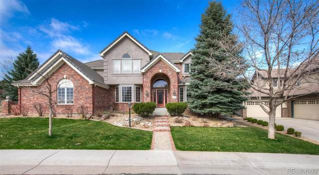 6943 S Picadilly Street, Aurora, CO 80016 (#8850919) :: The Dixon Group