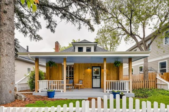 1671 S Grant Street, Denver, CO 80210 (MLS #8850942) :: 8z Real Estate