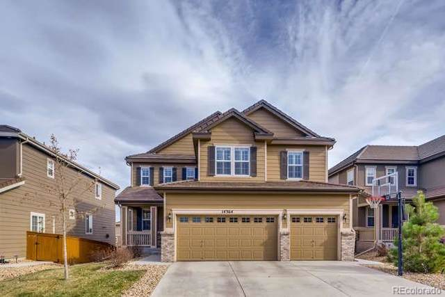 14364 Double Dutch Loop, Parker, CO 80134 (#8850965) :: 5281 Exclusive Homes Realty
