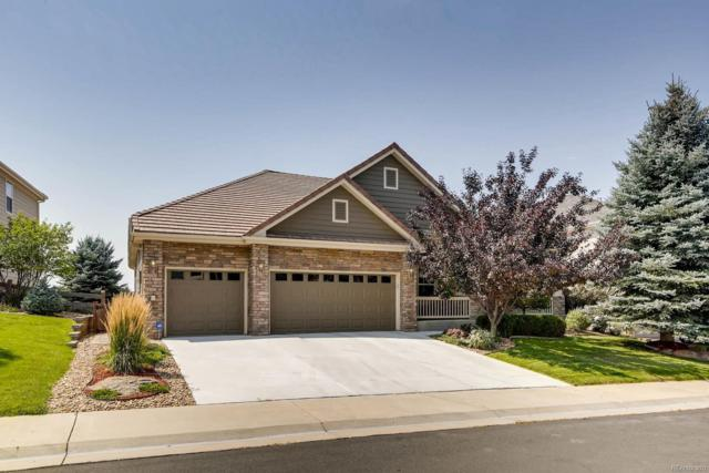 22860 Hope Dale Avenue, Parker, CO 80138 (#8851650) :: The Peak Properties Group