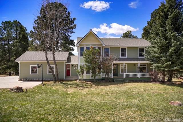29770 Pine Valley Lane, Kiowa, CO 80117 (#8851689) :: The Harling Team @ HomeSmart