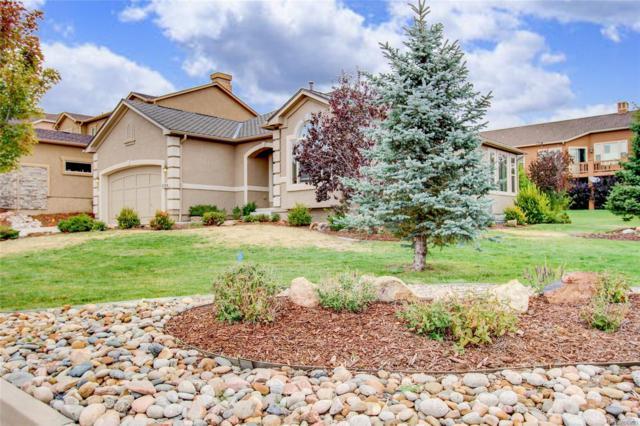 2384 Cinnabar Road, Colorado Springs, CO 80921 (MLS #8851707) :: Kittle Real Estate