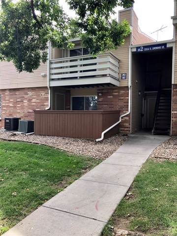 3314 S Ammons Street #103, Lakewood, CO 80227 (MLS #8851912) :: 8z Real Estate
