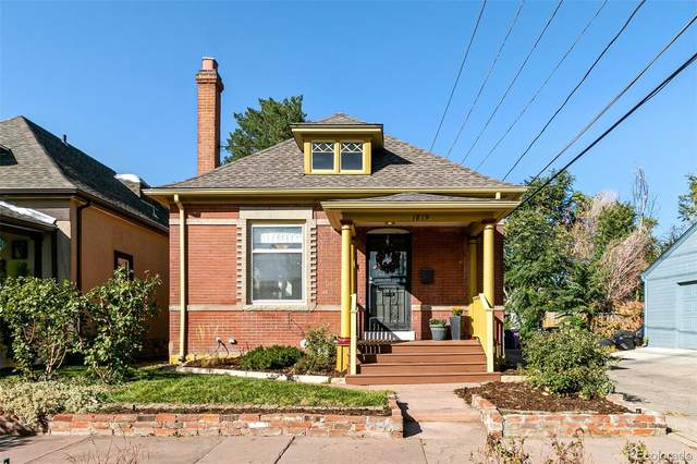 1819 E 33rd Avenue, Denver, CO 80205 (MLS #8852087) :: 8z Real Estate