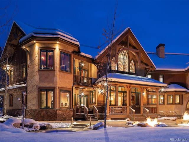 2880 Golf Stream Court, Steamboat Springs, CO 80487 (#8852171) :: The Dixon Group