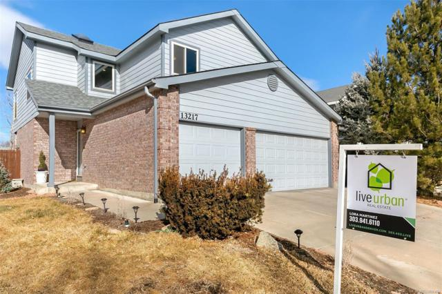 13217 Bryant Circle, Broomfield, CO 80020 (#8852341) :: The Griffith Home Team