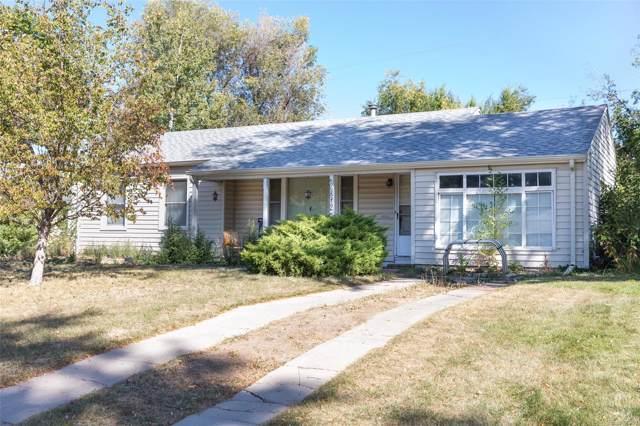 2872 S Harrison Street, Denver, CO 80210 (MLS #8852374) :: 8z Real Estate