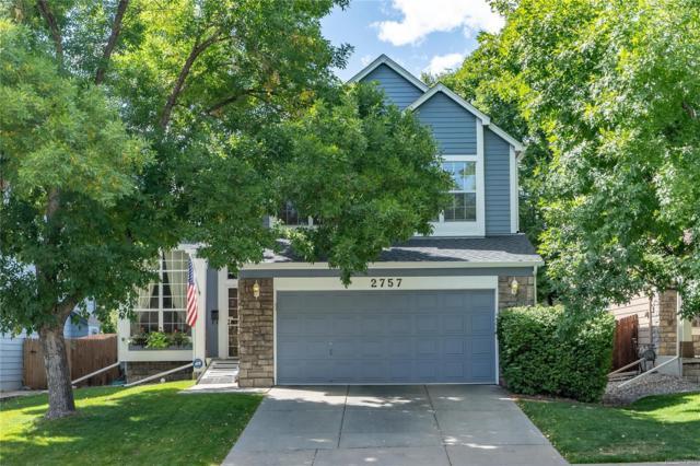 2757 Utica Street, Denver, CO 80212 (MLS #8852658) :: Kittle Real Estate