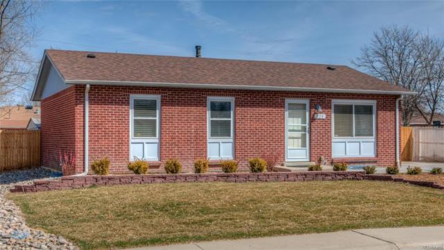 324 Cedar Avenue, Brighton, CO 80601 (MLS #8853004) :: 8z Real Estate