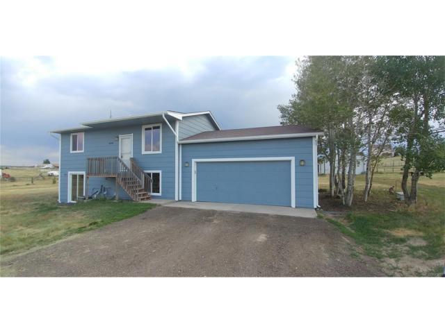 36368 Winchester Road, Elizabeth, CO 80107 (MLS #8853230) :: 8z Real Estate