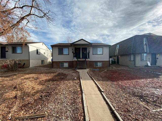 3078-3080 S Delaware Street, Englewood, CO 80110 (#8853626) :: HomePopper