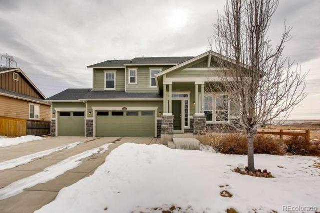 15485 Carob Circle, Parker, CO 80134 (#8853680) :: The Peak Properties Group