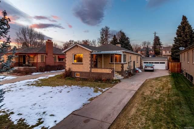 4835 W 30th Avenue, Denver, CO 80212 (MLS #8853734) :: 8z Real Estate
