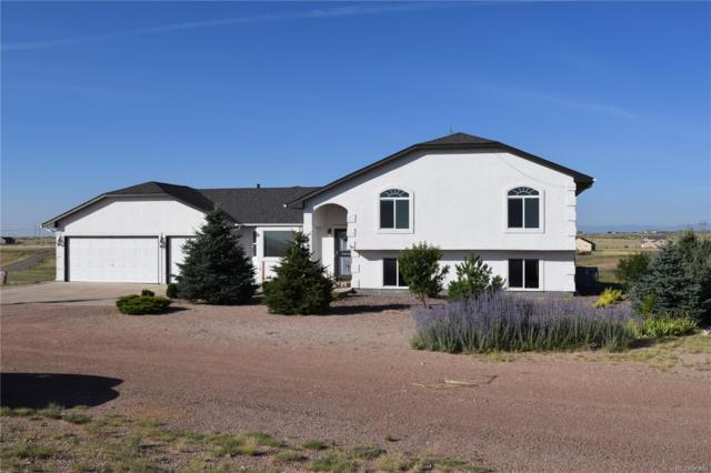 17865 High Plains View, Fountain, CO 80817 (MLS #8854002) :: Kittle Real Estate
