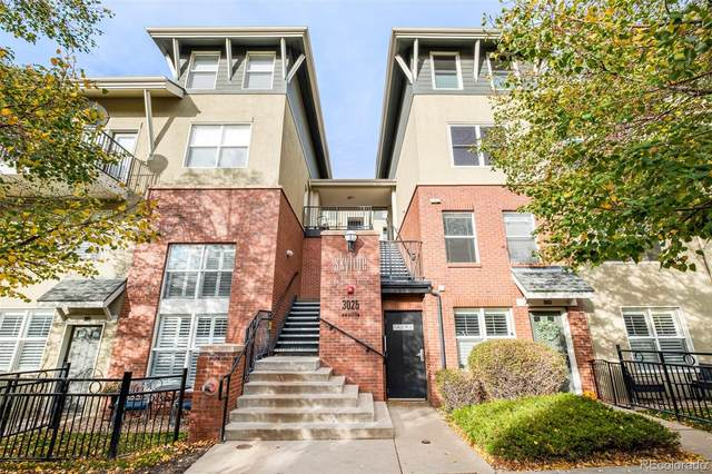 3025 Umatilla Street #104, Denver, CO 80211 (MLS #8854479) :: Neuhaus Real Estate, Inc.