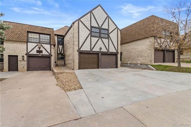 4250 S Olive Street #111, Denver, CO 80237 (#8854545) :: James Crocker Team