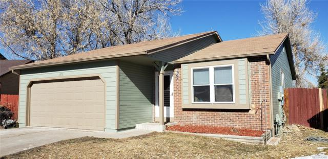 8370 Prairie Clover Way, Parker, CO 80134 (#8854566) :: The Tamborra Team