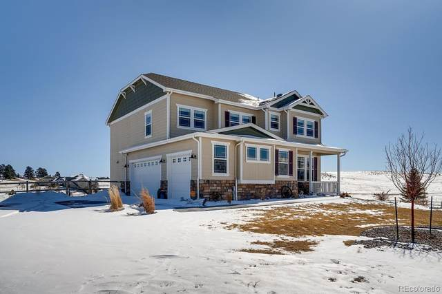 31880 Kensington Circle, Elizabeth, CO 80107 (#8855007) :: The Brokerage Group