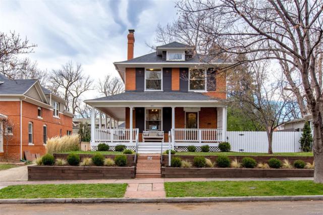 571 High Street, Denver, CO 80218 (#8855156) :: Colorado Home Finder Realty