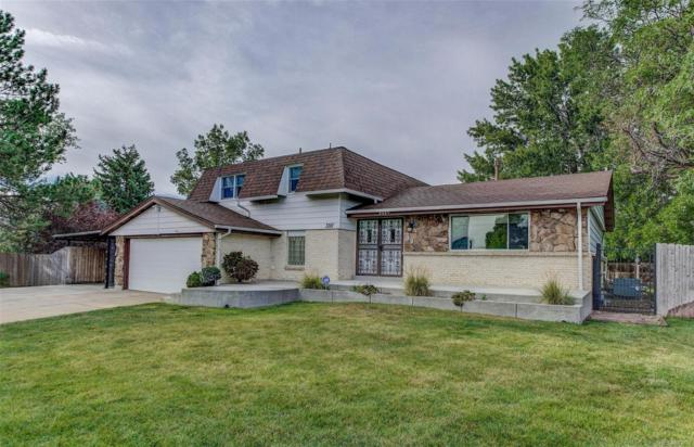 3397 S Geneva Street, Denver, CO 80231 (#8855184) :: The Griffith Home Team