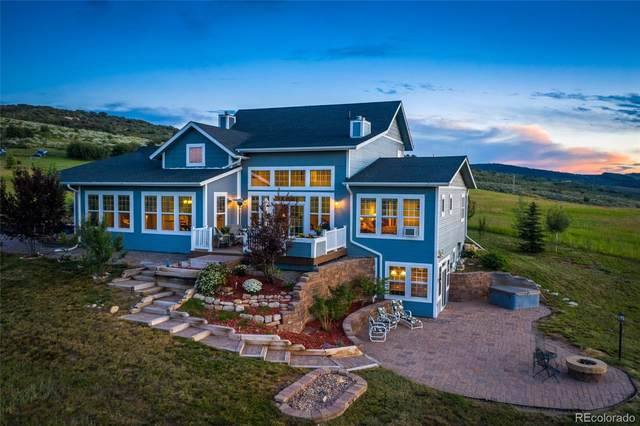 37625 Saddle Mountain Drive, Steamboat Springs, CO 80487 (MLS #8855201) :: 8z Real Estate