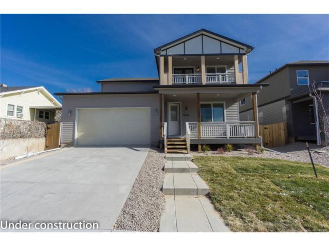 3124 S Grant Street, Englewood, CO 80113 (#8855456) :: The Peak Properties Group