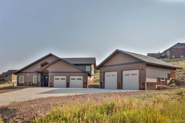 266 Gcr 892 Aka Balsam, Granby, CO 80446 (MLS #8856060) :: Clare Day with Keller Williams Advantage Realty LLC