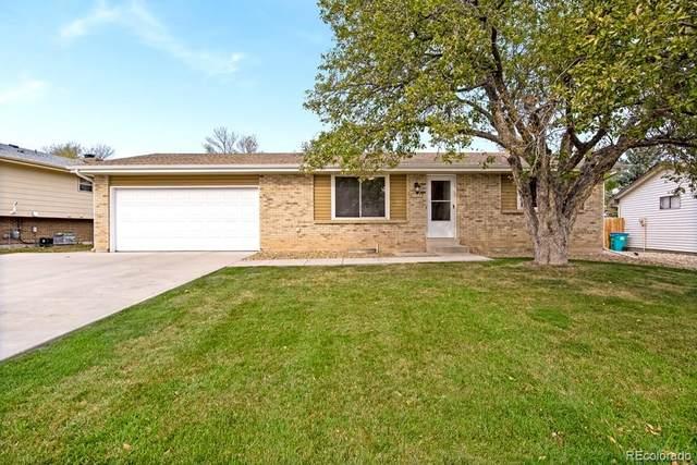 612 Morsman Drive, Fort Collins, CO 80526 (MLS #8856619) :: Kittle Real Estate