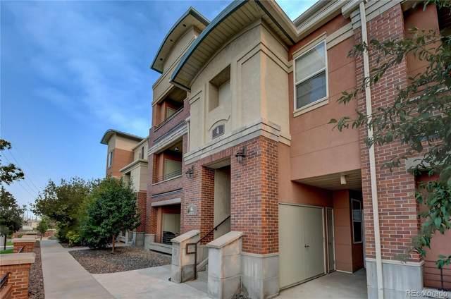 4100 Albion Street #420, Denver, CO 80216 (#8856785) :: The Scott Futa Home Team