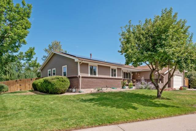 8185 W Fremont Drive, Littleton, CO 80128 (#8857033) :: The HomeSmiths Team - Keller Williams