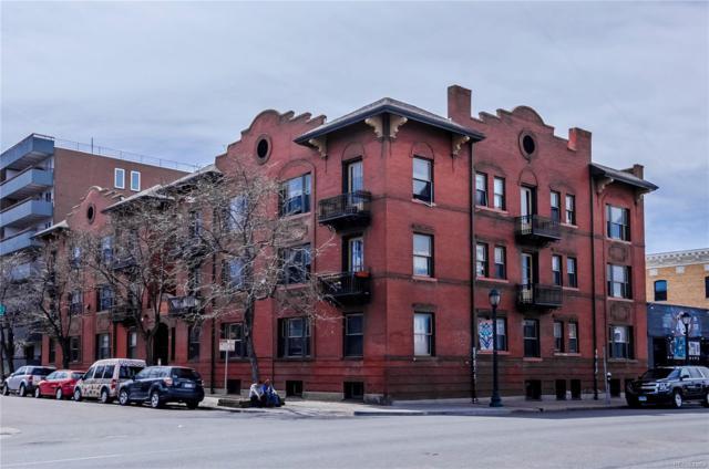 1475 N Humboldt Street #4, Denver, CO 80218 (#8857242) :: Wisdom Real Estate