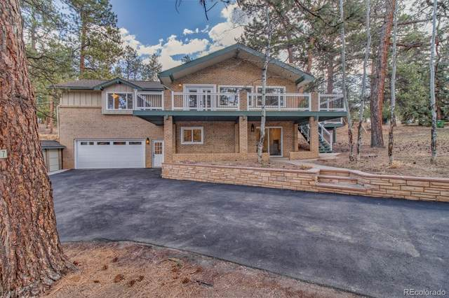 5382 S Pine Road, Evergreen, CO 80439 (#8857360) :: Berkshire Hathaway HomeServices Innovative Real Estate