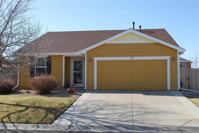 857 Stagecoach Drive, Lochbuie, CO 80603 (#8857585) :: The Peak Properties Group