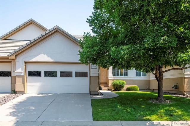 2651 W 106th Loop B, Westminster, CO 80234 (#8857646) :: Compass Colorado Realty